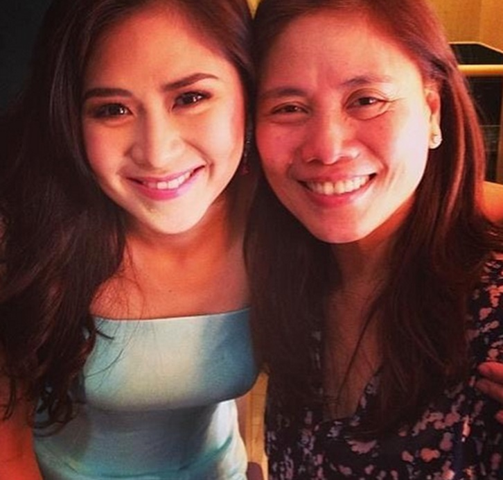 Mommy Divine, Sarah Geronimo