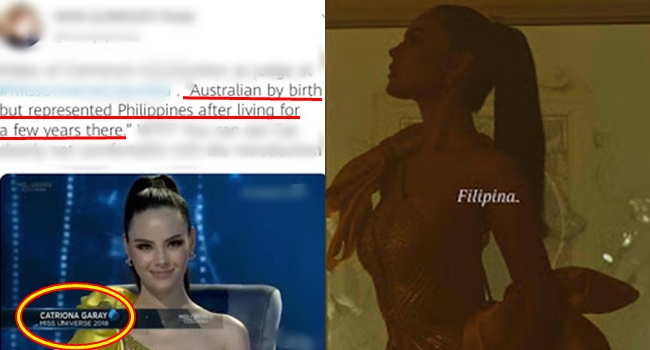 Catriona Gray Introduction in Miss Universe Colombia 2020 Earned Netizens' Ire