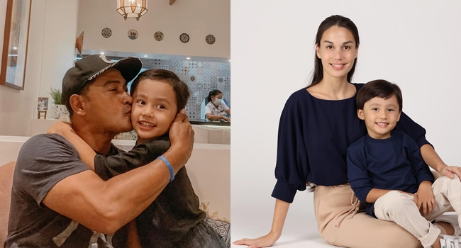 CONFIRMED: Cesar Montano is the Father of Sandra Seifert's Son