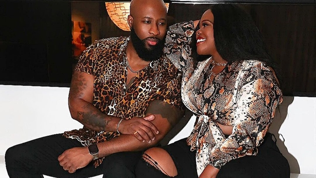 Glee star Amber Riley and Non-Showbiz BF Desean Black Are Now Engaged