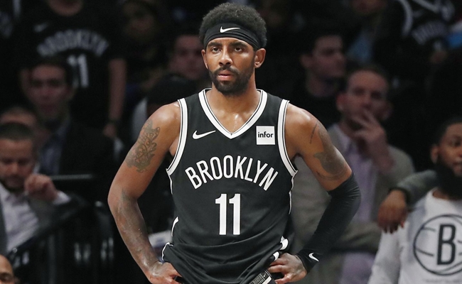 Kyrie Irving of Brooklyn Nets