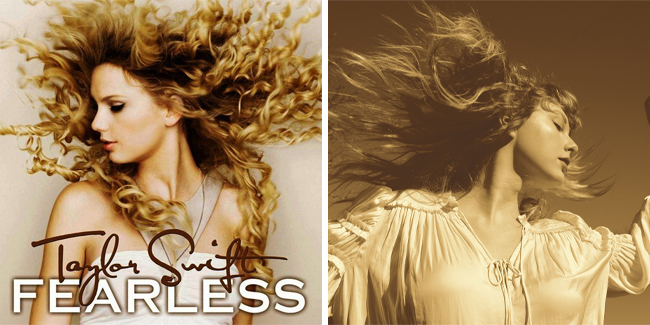 "Taylor Swift To Release Rerecorded Version Of ""Fearless"" Album"