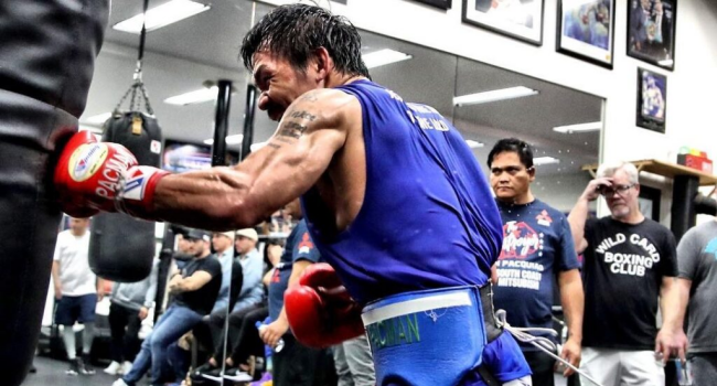 """Pacquiao Teasing """"Big News"""" For Possible Big Fight?"""