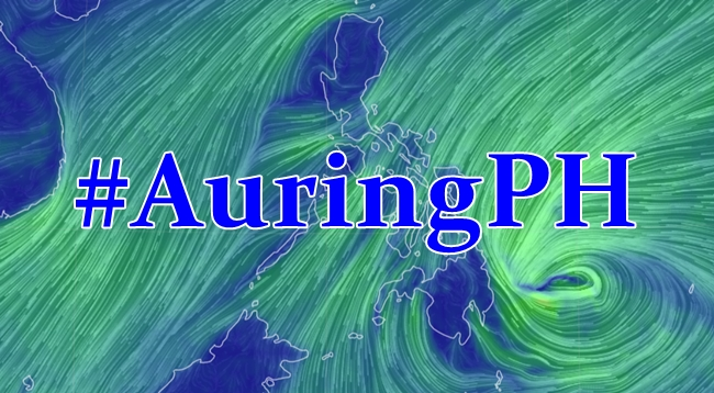 Tropical Storm Auring