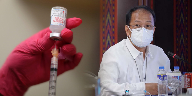 PH Eyes Buying Booster Shots Instead Of Add'l Moderna Vaccine Doses — Galvez