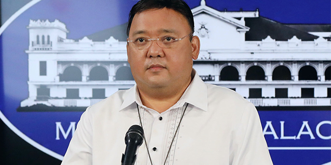 President Duterte was not yet fully vaccinated against COVID-19, according to Harry Roque.