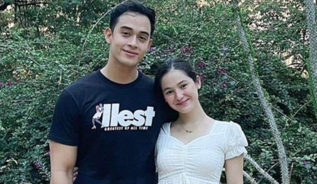 Diego Loyzaga and Barbie Imperial