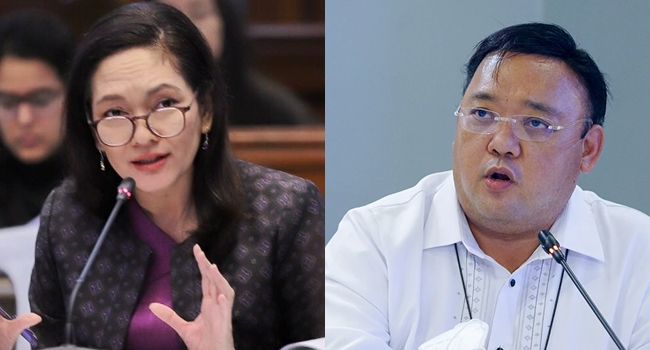 Hontiveros and Roque on 4Ps vaccination
