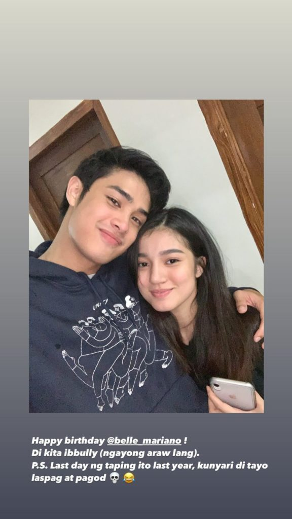 Donny and Belle