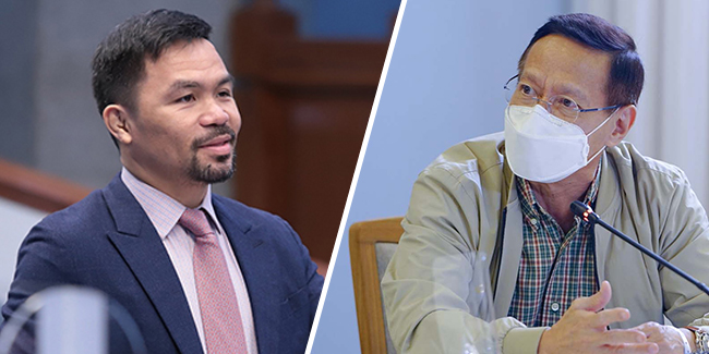 The DOH would be ready for the corruption probe Senator Pacquiao called, according to Duque.