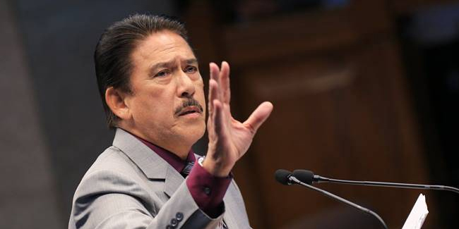 """""""One person, one Facebook account"""" may stop trolls' smear drive in the 2022 elections, according to Sotto."""
