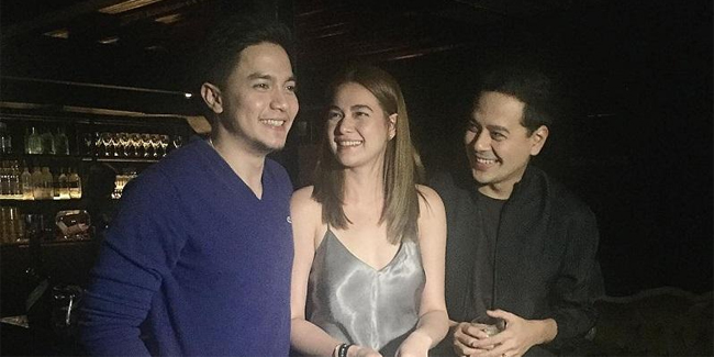 Bea Alonzo took her pick of possible leading man.