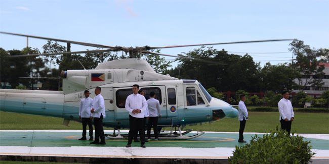 """The PSG will implement their """"highest security protocols in 360-degree"""" to secure President Duterte in his last SONA, according to Durante."""