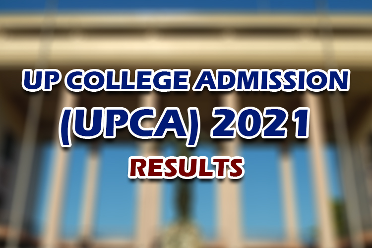UPCA 2021 Results