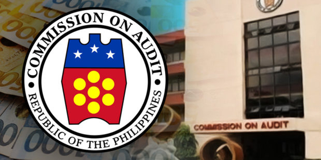 Malacañang expressed its condolences to COA auditor behind DOH report.
