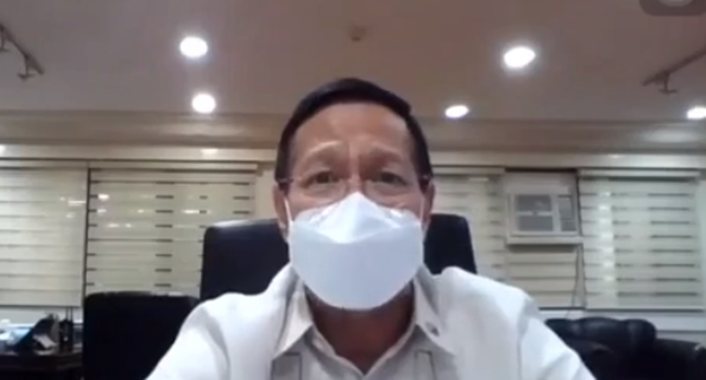 DOH Secretary Duque said that he had no problem with resigning but …