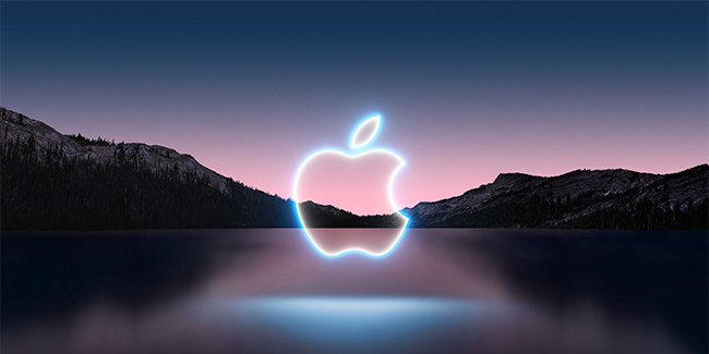 """Apple officially announced its """"California Streaming"""" launch event."""