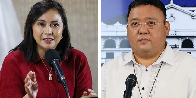 Harry Roque has no right to bully and disrespect health workers, according to Vice President Robredo.
